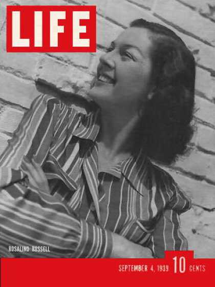 Life - Rosalind Russell