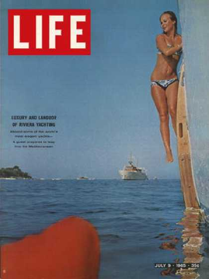 Life - Yachting on the Riviera