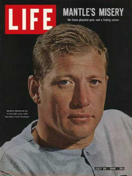Life - Mickey Mantle