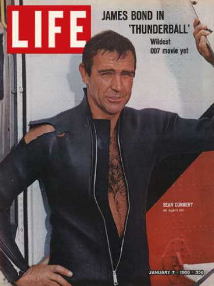 Life - Sean Connery