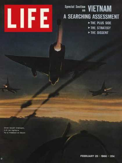 Life - Dawn mission over South Vietnam