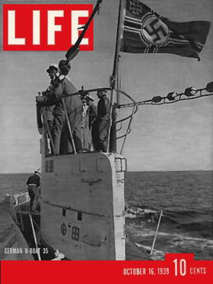 Life - War on U-boats