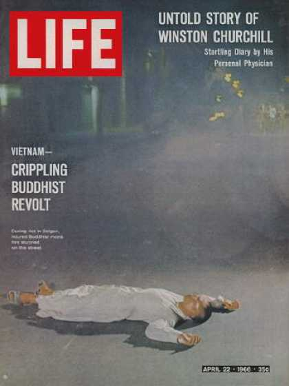 Life - Riots in Saigon