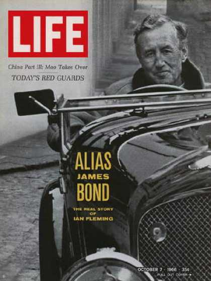 Life - Author Ian Fleming
