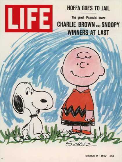 Life - Charlie Brown and Snoopy