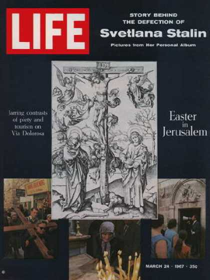 Life - Composite: Easter in Jerusalem