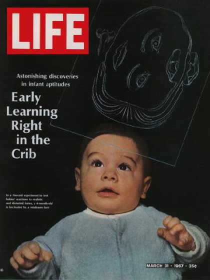 Life - Infant-learning experiment
