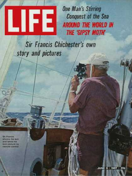 Life - Sir Francis Chichester