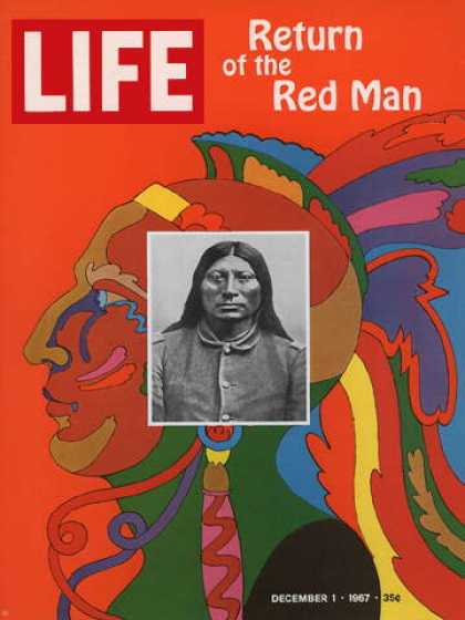 Life - Composite: American Indians