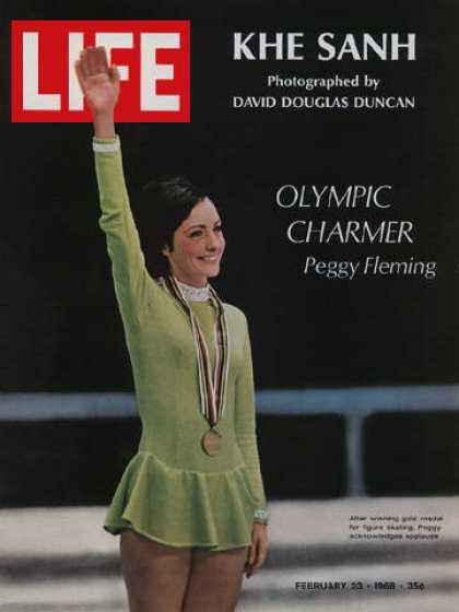 Life - Peggy Fleming