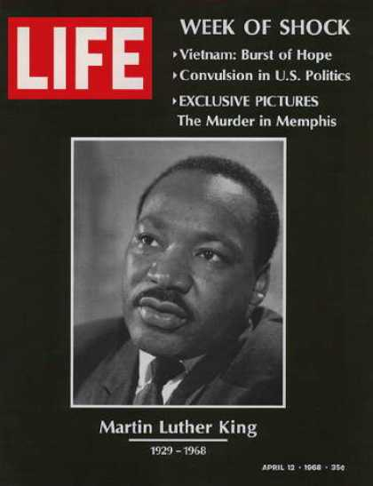 Life - Dr. Martin Luther King Jr.