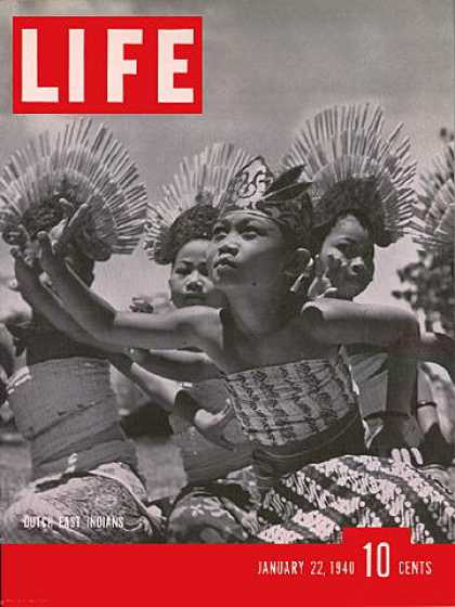 Life - Dutch East Indies