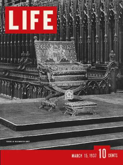 Life - Coronation Throne