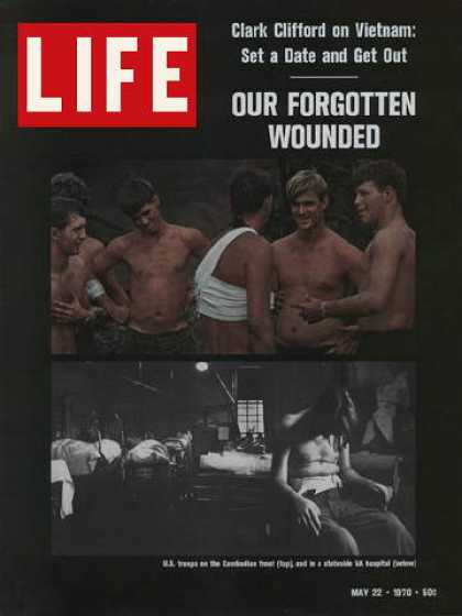 Life - Composite: Our Forgotten Wounded