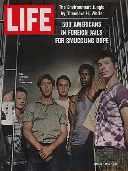 Life - Americans in Spanish prison