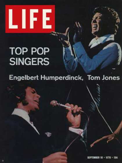 Life - Engelbert Humberdinck and Tom Jones