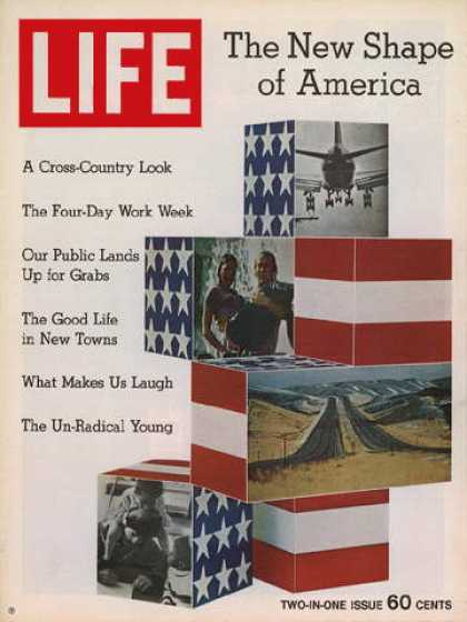 Life - Composite: The New Shape of America