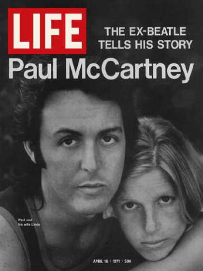 Life - Paul and Linda McCartney