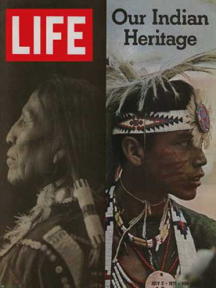 Life - American Indians