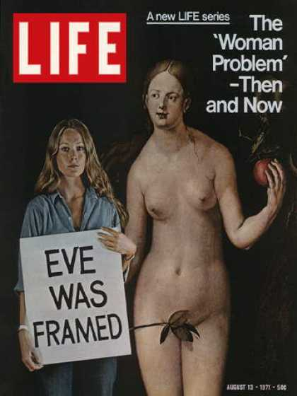 Life - Composite: The Woman Problem