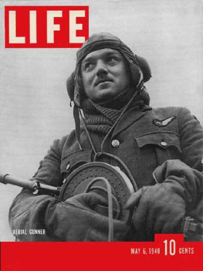 Life - Royal Air Force Gunner