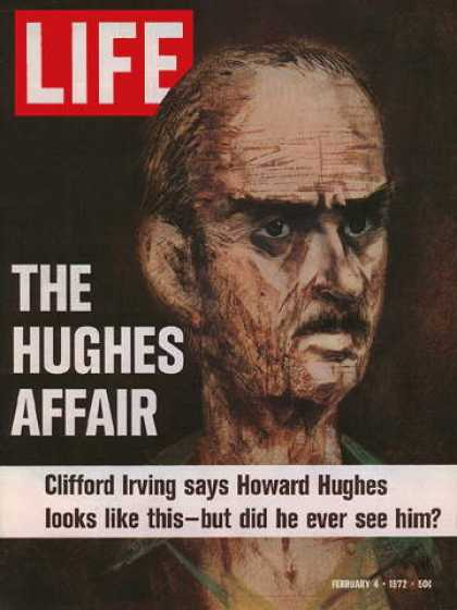 Life - Howard Hughes