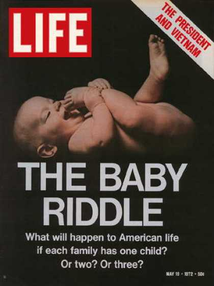Life - The Population Riddle: Baby