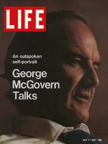 Life - George McGovern