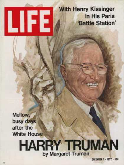 the life of harry s truman