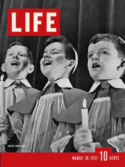 Life - Easter Choristers