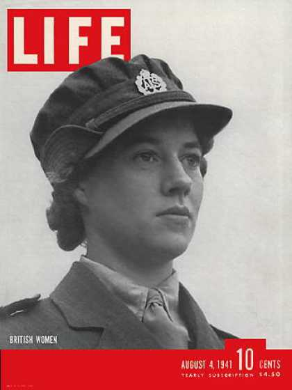 Life - British at war