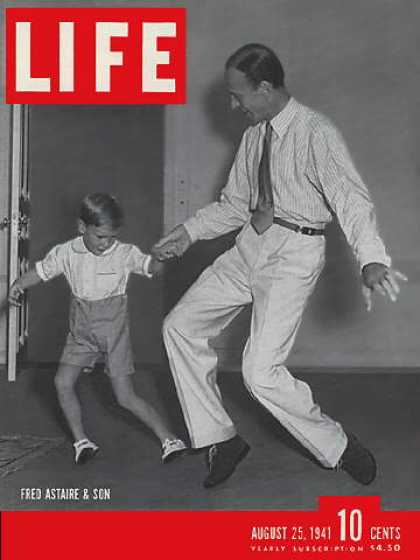 Life - Astaire and son