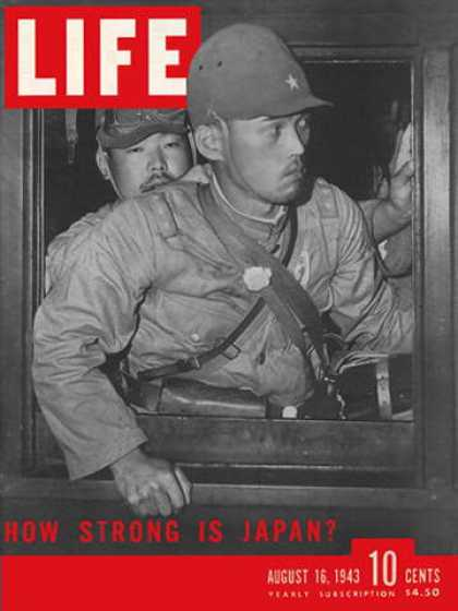 Life - Japanese soldiers