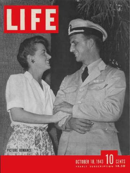 Life - Wartime romance