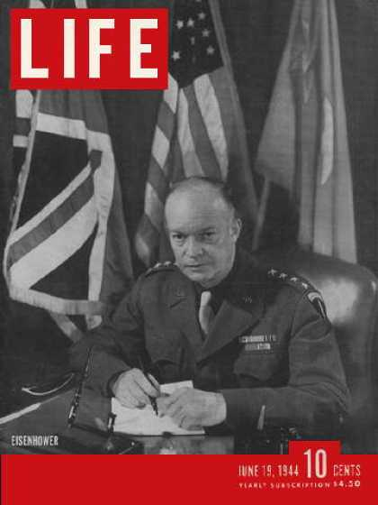 Life - General Eisenhower