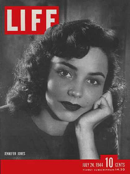 Life - Jennifer Jones