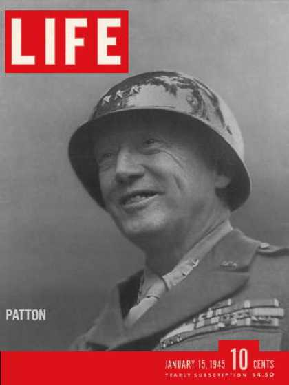 Life - General Patton