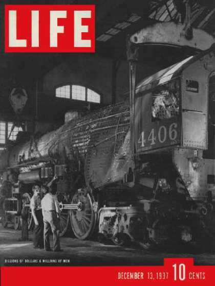 Life - U.S. railroads