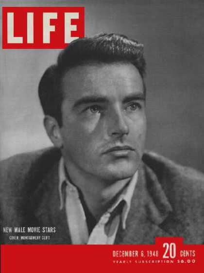 Life - Montgomery Clift