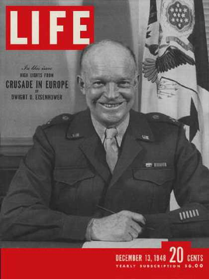 Life - Dwight Eisenhower