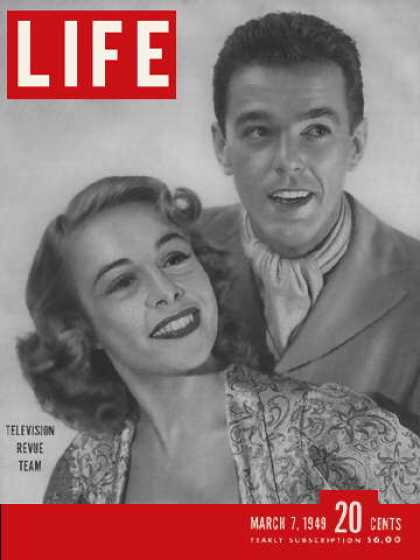 Life - Marge and Gower Champion