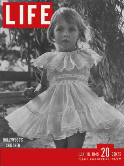 Life - Hollywood's children