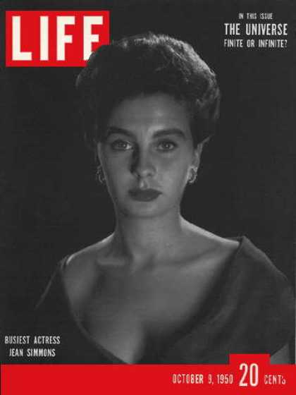 Life - Jean Simmons