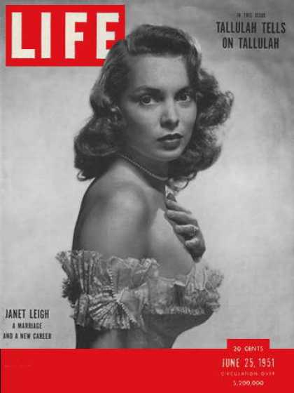 Life - Janet Leigh