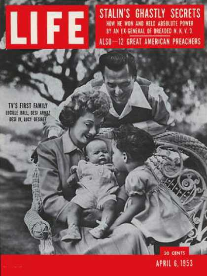 Life - Lucy, Desi and kids