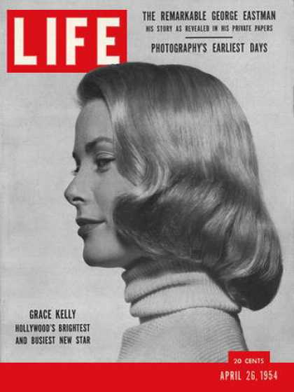 Life - Grace Kelly