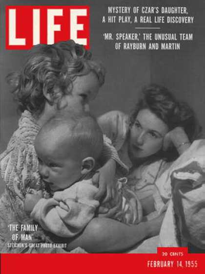 Life - The Family of Man