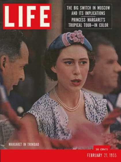 Life - Princess Margaret