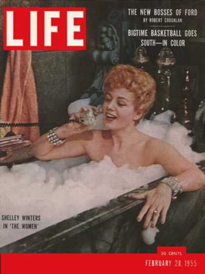 Life - Shelley Winters