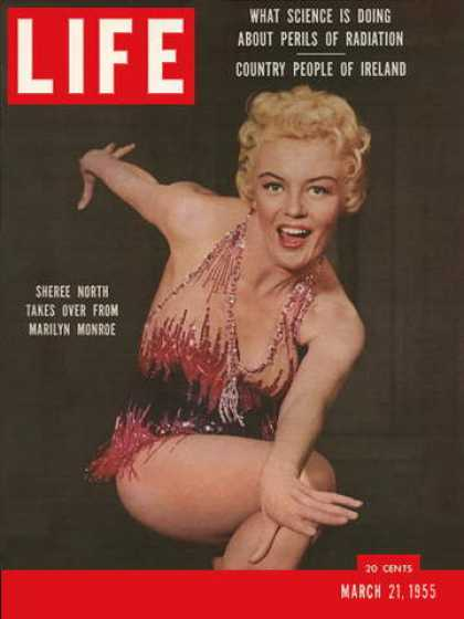 Life - Sheree North